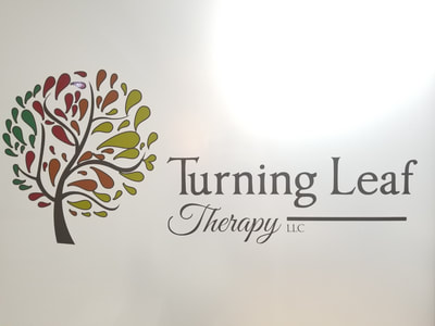 Turning Leaf Therapy Entrance